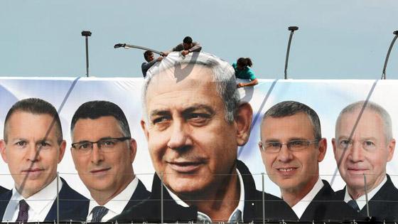 الانتخابات الإسرائيلية: تعادل بين نتنياهو وغانتس حسب النتائج الأولية صورة رقم 31