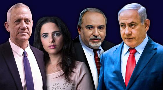 الانتخابات الإسرائيلية: تعادل بين نتنياهو وغانتس حسب النتائج الأولية صورة رقم 8