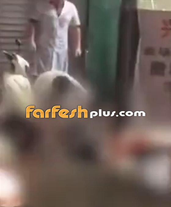 بالفيديو: مصرع امرأة تعرضت لصعقة كهربائية أثناء سيرها في المياه صورة رقم 4