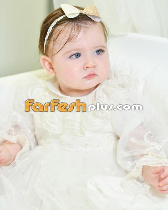 نانسي عجرم تنشر لأول مرة صورة لابنتها ليا.. جمالها يخطف القلوب صورة رقم 3