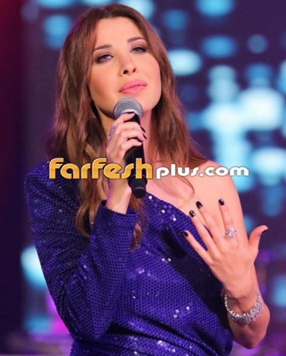 نانسي عجرم تنشر لأول مرة صورة لابنتها ليا.. جمالها يخطف القلوب صورة رقم 19