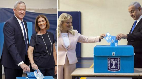 الانتخابات الإسرائيلية: تعادل بين نتنياهو وغانتس حسب النتائج الأولية صورة رقم 17