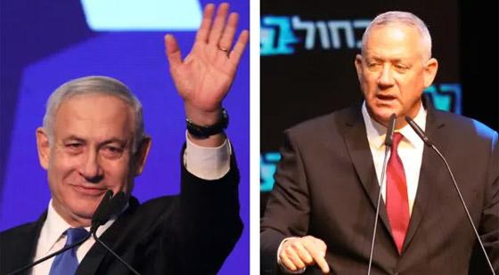 الانتخابات الإسرائيلية: تعادل بين نتنياهو وغانتس حسب النتائج الأولية صورة رقم 9