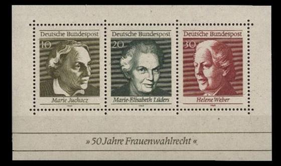 طوابع بريدية ألمانية قديمة تروي أحداثا تاريخية لا تنسى حول العالم صورة رقم 3