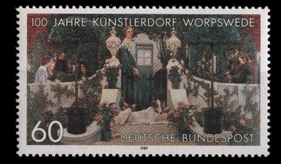 طوابع بريدية ألمانية قديمة تروي أحداثا تاريخية لا تنسى حول العالم صورة رقم 5