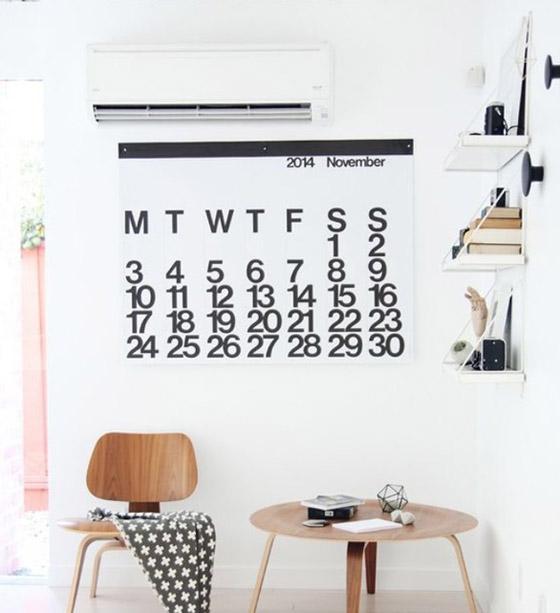 صورة رقم 9 - 10 أفكار لديكور الجدران الحديثة
