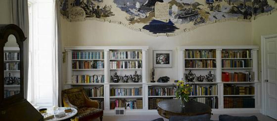 بالصور: رحلة في منزل أحلام الكاتبة البوليسية الأشهر أجاثا كريستي صورة رقم 20