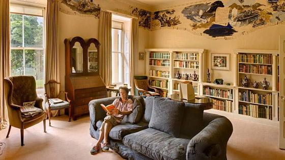 بالصور: رحلة في منزل أحلام الكاتبة البوليسية الأشهر أجاثا كريستي صورة رقم 23