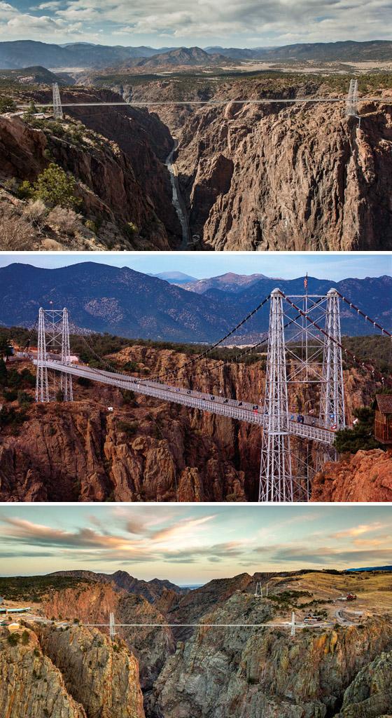 لا تراجع ولا استسلام.. جسور مرعبة ليست لأصحاب القلوب الضعيفة صورة رقم 1