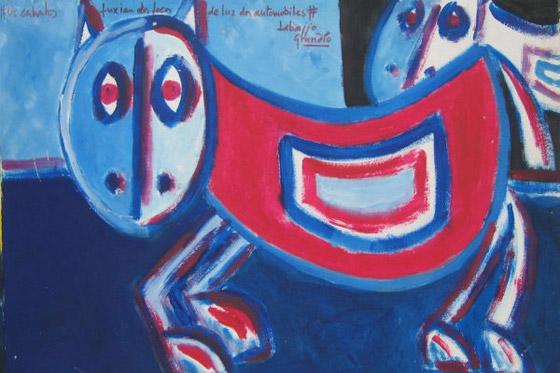 كلاب رسام شهير تهاجمه وتنهش فيه وتأكل من جثته في الأرياف! صورة رقم 13