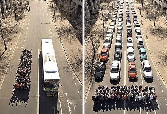 صور مدهشة تكشف الاختلافات والفوارق المثيرة حول العالم صورة رقم 14