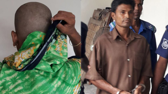 بنغالي حلق رأس زوجته بعد عثوره على شعرة في وجبة الفطور! صورة رقم 5