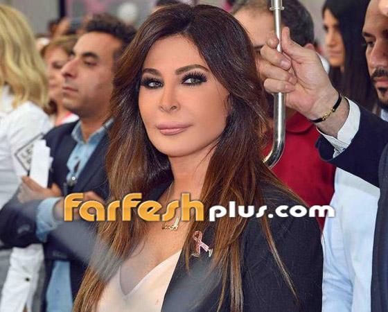 فيديو طريف.. إليسا تتعرض لموقف محرج على المسرح: يا عيب الشوم عليي! صورة رقم 12