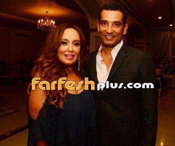 FARFESHplus COM | زوجة عمرو سعد تُعلن انفصالهما بعد زواج 11