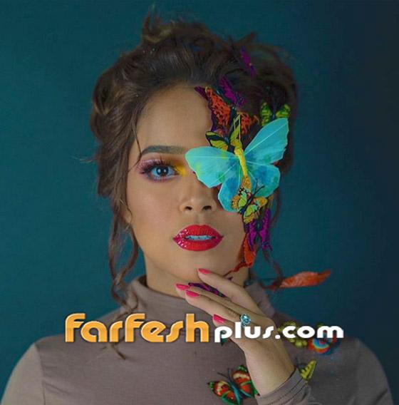 FARFESHplus COM | بالصور: مشاعل الشحي بتغيير جديد كامل في