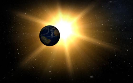 حدث فلكي نادر يمكن رؤيته من كل مكان على الأرض صورة رقم 14