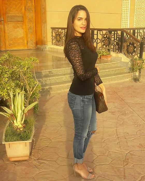 10 معلومات لا تعرفها عن خطيبة الراحل هيثم أحمد زكي..وهذا ما فعلته بعد تلقيها خبر موت خطيبها! صورة رقم 5