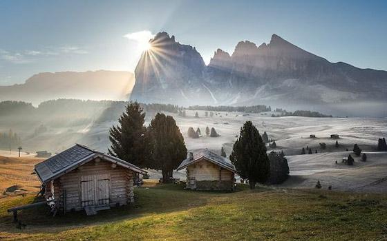 هذه أجمل بقعة طبيعية في إيطاليا صورة رقم 2