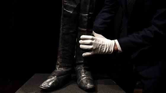 حذاء لنابليون بونابرت بالمزاد.. ثمنه قد يصل 80 ألف يورو صورة رقم 2