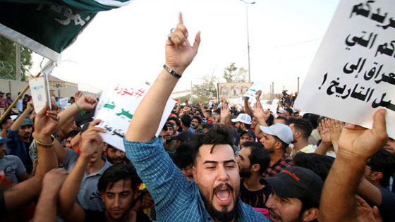 العراق.. ارتفاع عدد قتلى