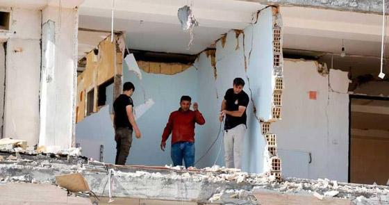 زلزال بقوة 5.9 يضرب إيران.. 5 قتلى و120 مصاباً صورة رقم 5