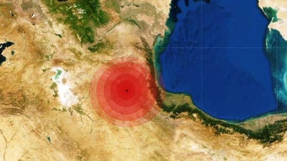 زلزال بقوة 5.9 يضرب إيران.. 5 قتلى و120 مصاباً صورة رقم 4