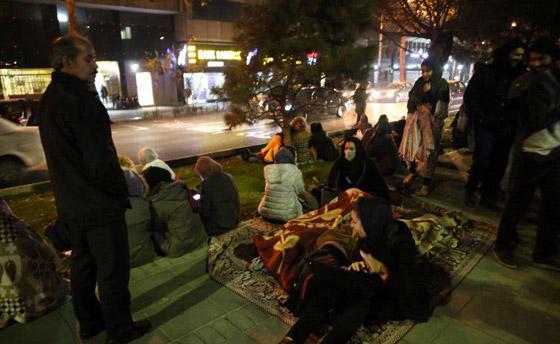 زلزال بقوة 5.9 يضرب إيران.. 5 قتلى و120 مصاباً صورة رقم 10
