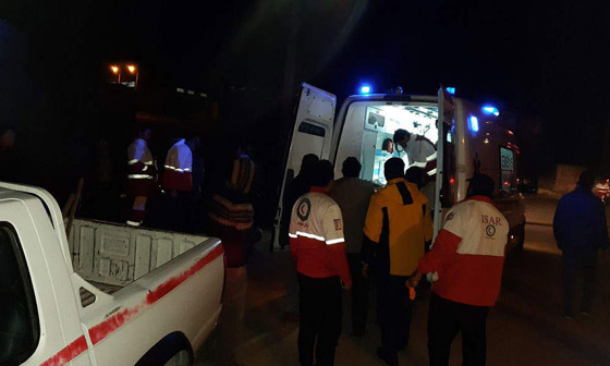 زلزال بقوة 5.9 يضرب إيران.. 5 قتلى و120 مصاباً صورة رقم 11