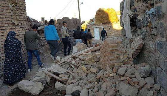 زلزال بقوة 5.9 يضرب إيران.. 5 قتلى و120 مصاباً صورة رقم 2