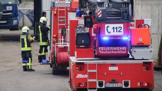 حصار العشرات تحت الأرض بعد انفجار منجم في ألمانيا صورة رقم 6