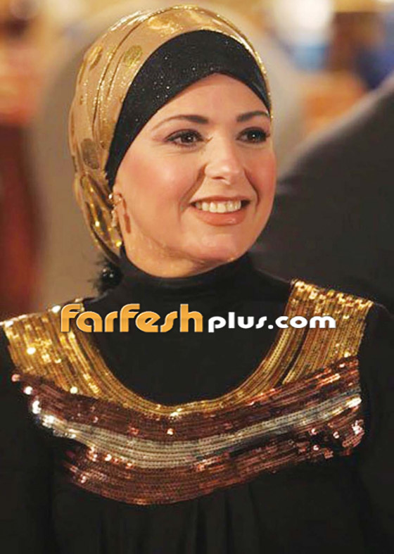 صابرين تفاجئ الجميع في أول لقاء إعلامي بعد قرارها خلع الحجاب! صورة رقم 16