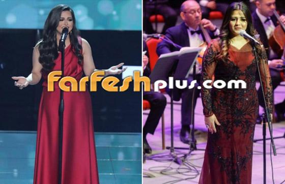 صورة رقم 3 - متسابقة ذا فويس إيمان عبد الغني تصدم الجميع بشكلها بعد خسارتها للوزن!