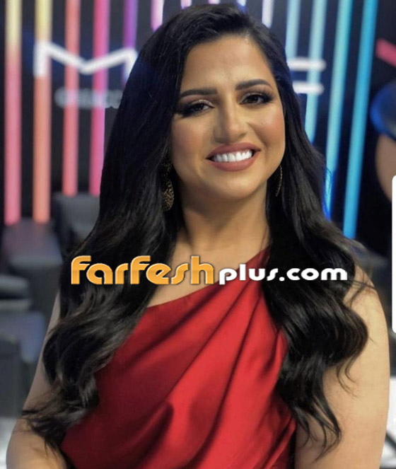 صورة رقم 5 - متسابقة ذا فويس إيمان عبد الغني تصدم الجميع بشكلها بعد خسارتها للوزن!