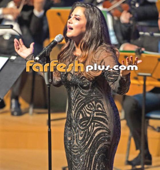 صورة رقم 12 - متسابقة ذا فويس إيمان عبد الغني تصدم الجميع بشكلها بعد خسارتها للوزن!