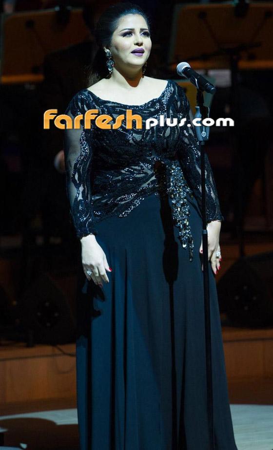 صورة رقم 13 - متسابقة ذا فويس إيمان عبد الغني تصدم الجميع بشكلها بعد خسارتها للوزن!