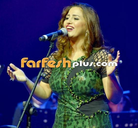صورة رقم 14 - متسابقة ذا فويس إيمان عبد الغني تصدم الجميع بشكلها بعد خسارتها للوزن!