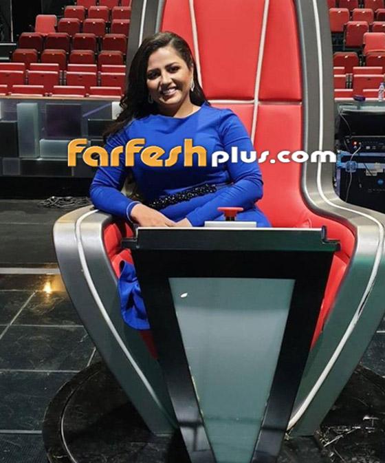 صورة رقم 20 - متسابقة ذا فويس إيمان عبد الغني تصدم الجميع بشكلها بعد خسارتها للوزن!