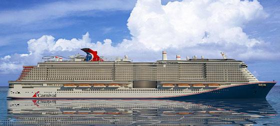 بالصور: ملعب غولف وسلة وأفعوانية وملاهٍ... مزايا رائعة في سفينة سياحية جديدة صورة رقم 1