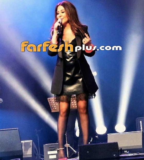 فيديو طريف.. إليسا تتعرض لموقف محرج على المسرح: يا عيب الشوم عليي! صورة رقم 1