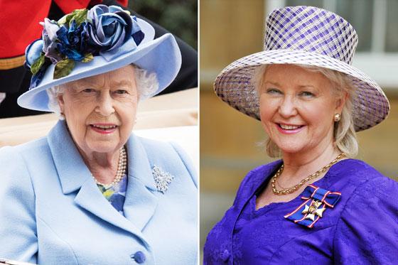 منسقة الأزياء الملكية تكشف الوجه الآخر للملكة إليزابيث صاحبة التاج البريطاني صورة رقم 1