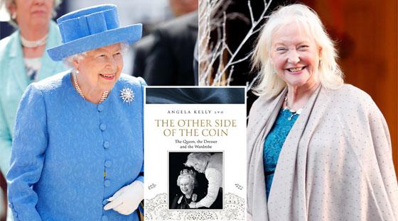 منسقة الأزياء الملكية تكشف الوجه الآخر للملكة إليزابيث صاحبة التاج البريطاني صورة رقم 8