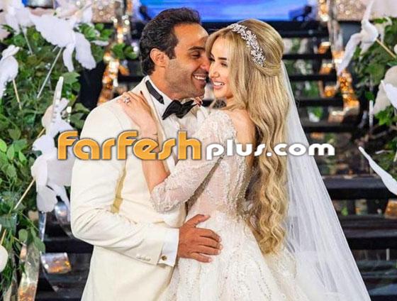 حفلات زفاف النجوم 2019: هنا الزاهد عروس العام وزواج قصي خولي مفاجأة صورة رقم 1