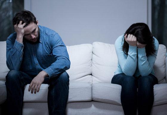 صورة رقم 5 -  5 علامات تدل على انتهاء علاقتك مع زوجك