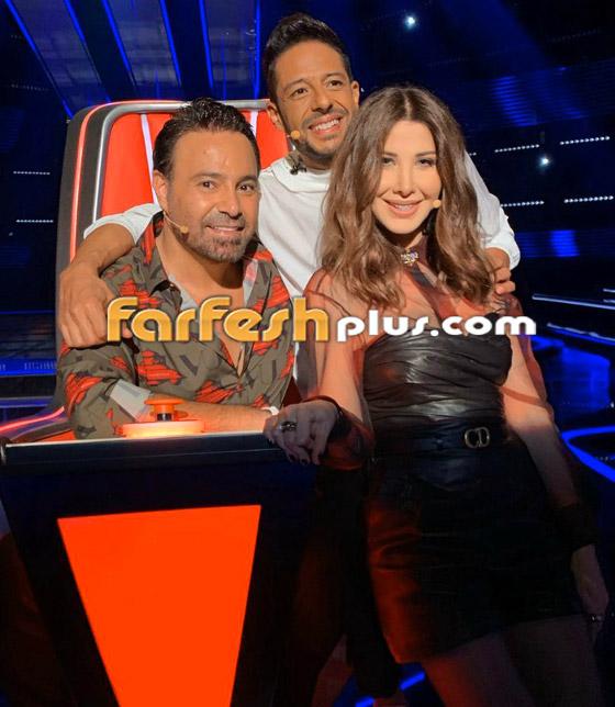 صورة رقم 22 - ذا فويس كيدز: نانسي تلعب مصارعة مع هشام اليمني وحماقي يعزف الجيتار