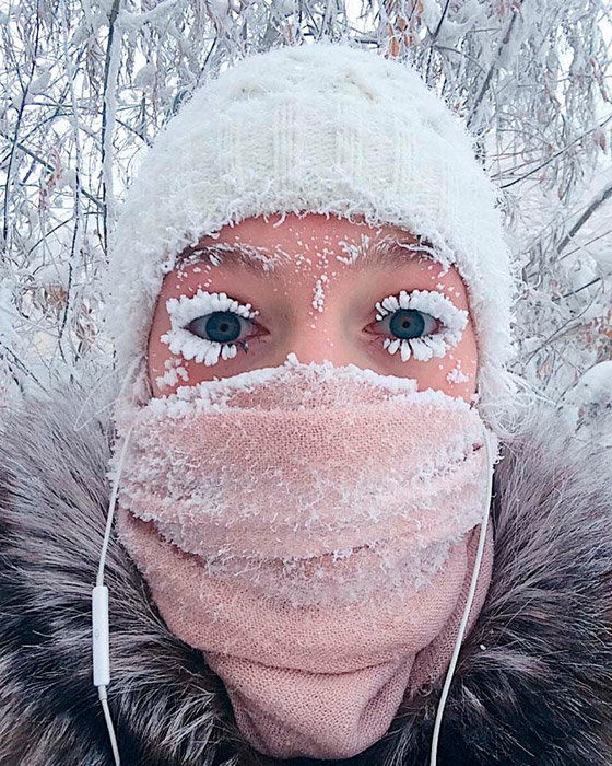 ما هي أبرد مدينة على كوكب الأرض وأين تقع؟ صورة رقم 10