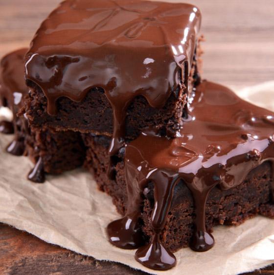 طريقة تحضير كيكة الشوكولاتة بالشوفان صورة رقم 2
