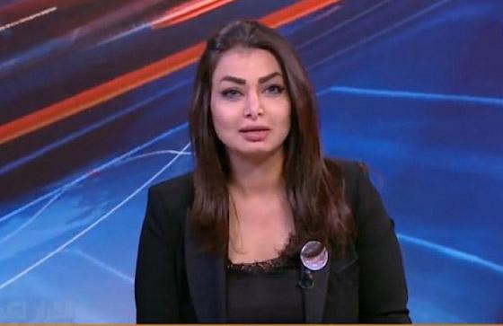 شاهدوا.. إعلامية عراقية تعلن نبأ وفاة شقيقها مباشرة على الهواء صورة رقم 1