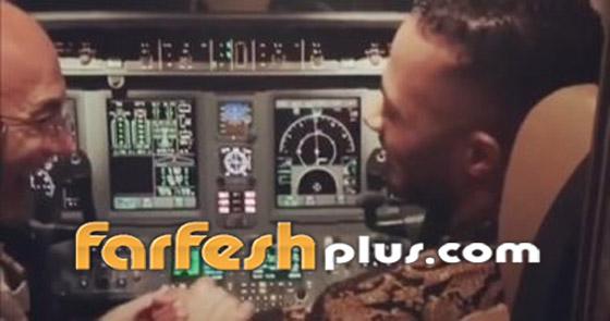 صورة رقم 5 - فيديو: الطيار المفصول يعلق على حكم إلغاء حبس محمد رمضان