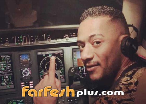 صورة رقم 3 - فيديو: الطيار المفصول يعلق على حكم إلغاء حبس محمد رمضان