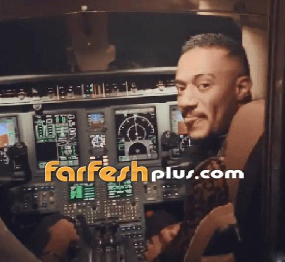صورة رقم 7 - فيديو: الطيار المفصول يعلق على حكم إلغاء حبس محمد رمضان